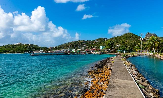 Sent Vinsent i Grenadini - Junion (foto: Bojan Aleksić)