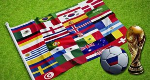 21. Svetsko prvenstvo u fudbalu, u Rusiji