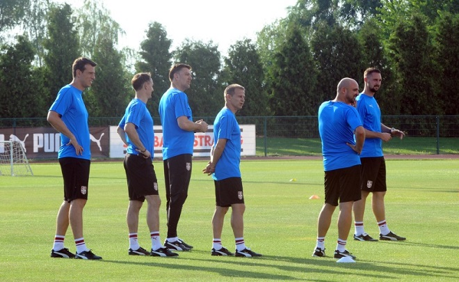 SP u fudbalu 2018 - Reprezentacija Srbije: Krstajić izabrao 23 igrača (foto: FSS)