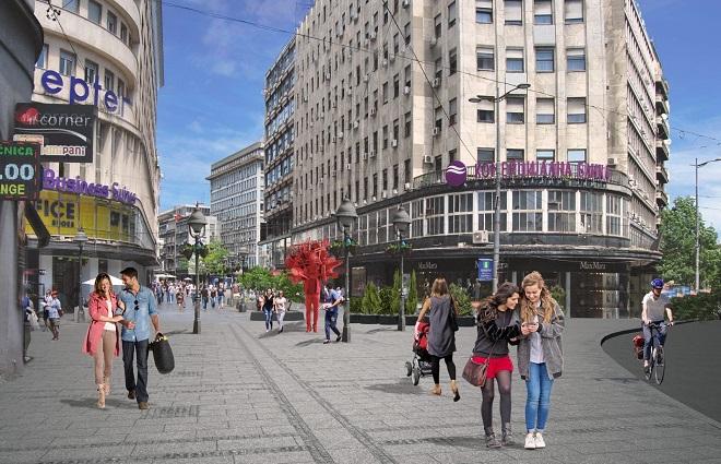 Sremska Ulica Uskoro Pocinje Sređivanje Dan U Beogradu