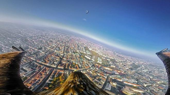 Beč iz orlovske perspektive (foto: WienTourismus / RBMH)