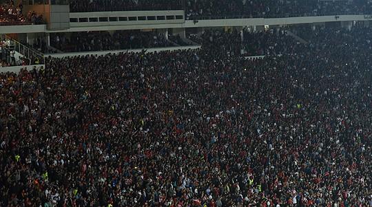 Crvena zvezda - Spartaks (foto: CZ)