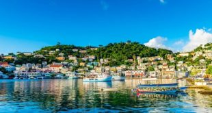 Grenada: Ko to tamo... plovi (foto: Bojan Aleksić)
