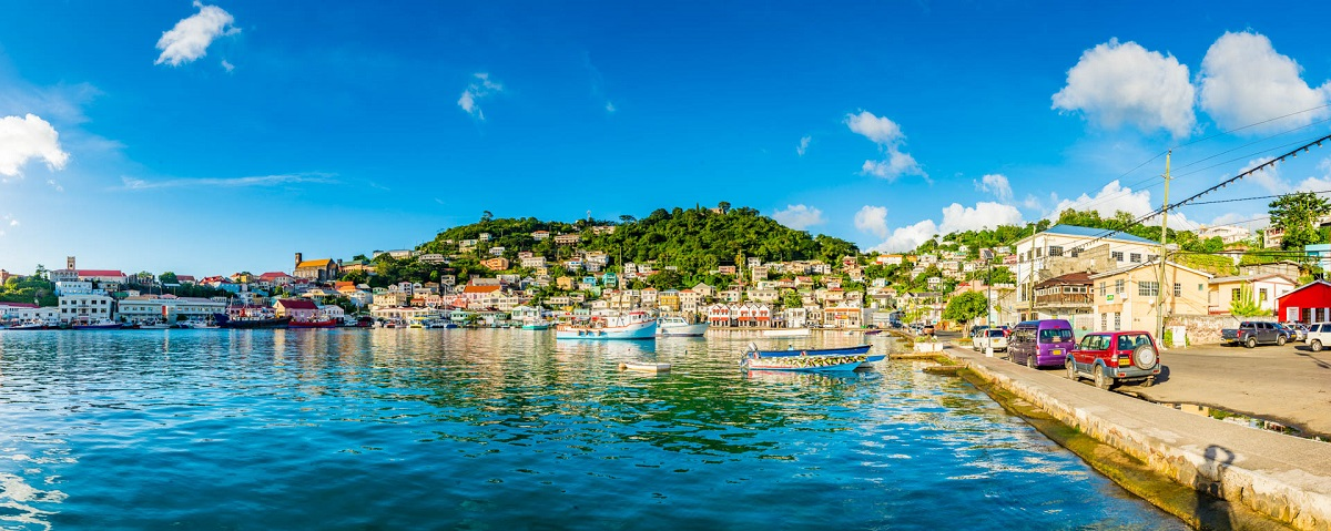 Grenada - Sent Džordžiz (foto: Bojan Aleksić)