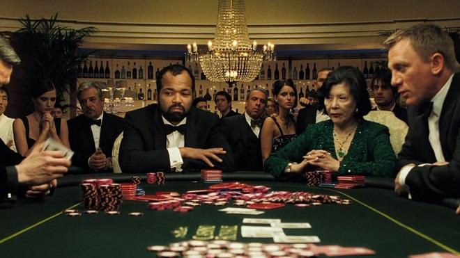 Open Air Cinema: Casino Royale