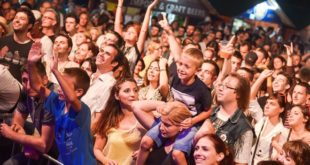 Sedam dana u Beogradu, 5-11. jul: Beer Garden