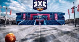 3x3 turnir u basketu ispred Štark arene