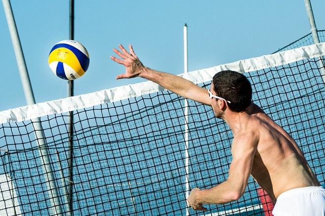 Turnir u odbojci na pesku na Lidu: Beach Volleyball Lido