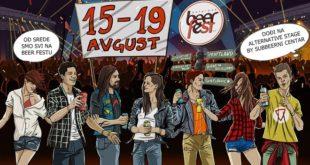 Subbeerni centar na Belgrade Beer Fest-u