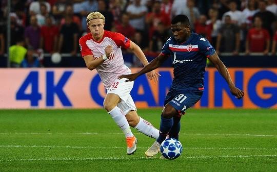 Crvena zvezda u Ligi šampiona! (foto: FK Crvena zvezda)