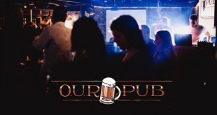 O.U.R. Pub u gostionici Belgrade Beer Fest-a