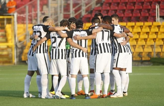 Kvalifikacije za LE: Partizan (foto: Miroslav Todorović; FK Partizan)