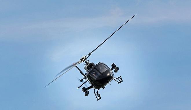 Svetski dan helikoptera u Dobanovcima
