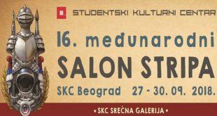 SKC: 16. Međunarodni salon stripa