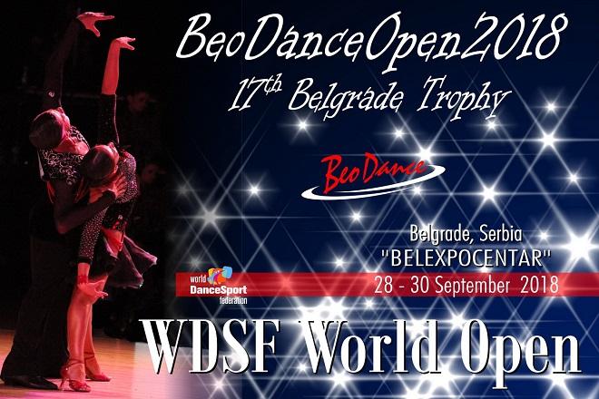 Beodance Open 2018