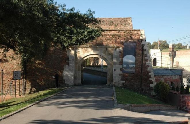 Beogradska tvrđava: Pronađen deo Stambol kapije? (foto: BT)