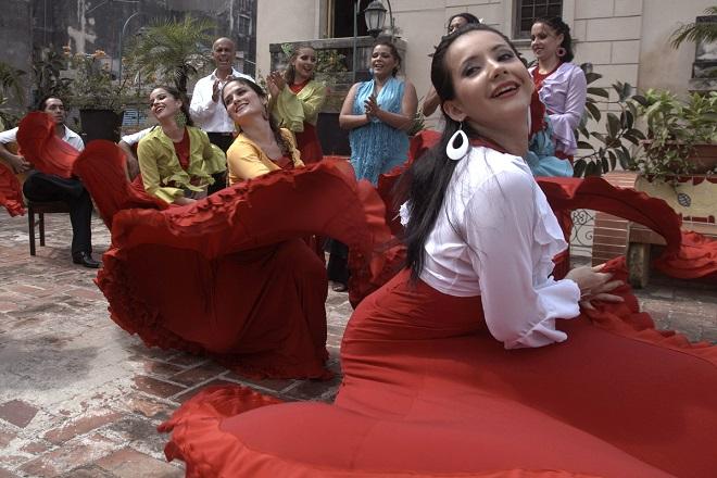 Ecos Company - flamenko spektakl sa Kube