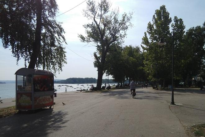 Gardijan hvali Beograd (foto: Nenad Mandić; Dan u Beogradu)