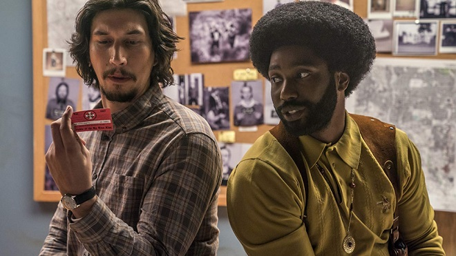 Novi filmovi u bioskopima: Blackkklansman