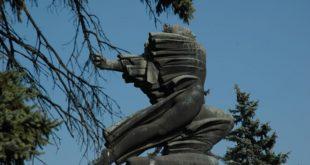 Dani slobode: Spomenik zahvalnosti na Kalemegdanu (foto: BG tvrđava)