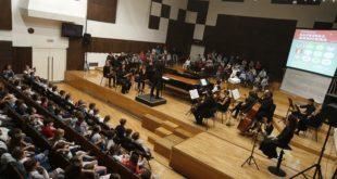 Beogradska filharmonija svira za decu
