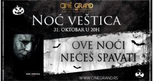 Cine Grand: Noć veštica