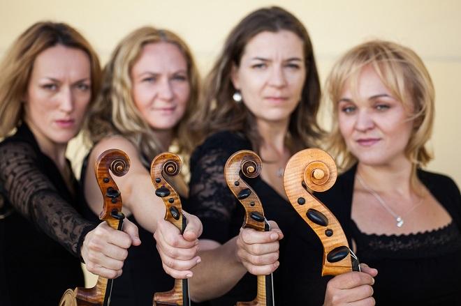Gudački kvartet TAJJ