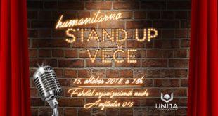 Humanitarno stand up veče na FON-u