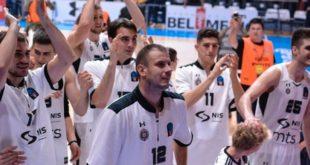 KK Partizan u Evrokupu (foto: KK Partizan / Dragana Stjepanović)