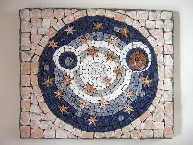 Mala galerija ULUPUDS-a: Gordana Pralica - mozaik