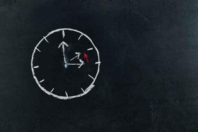 Menja se vreme: Noćas - sat unazad