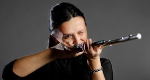 Muzički razgovori u Beogradskoj filharmoniji: Snježana Pavićević (foto: Marko Đoković)