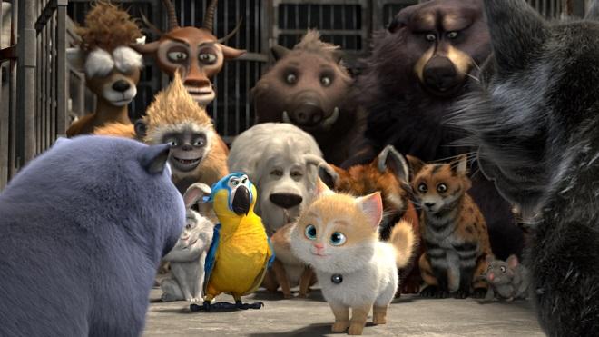 Novi filmovi u bioskopima: Tajne avanture mačaka
