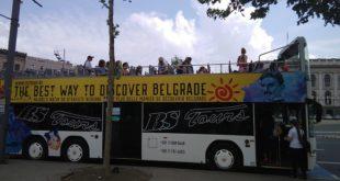 Beograd: Rekordan broj turista