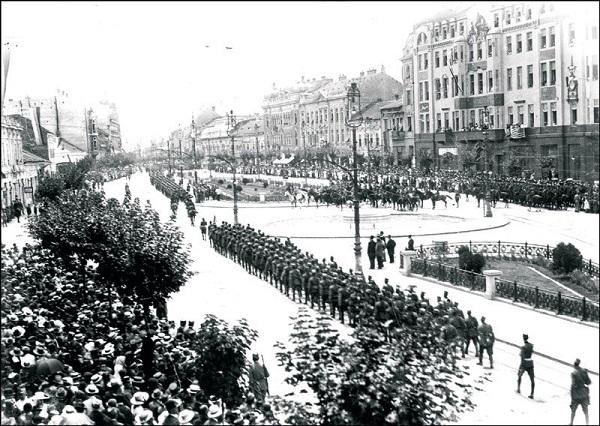 Beograd, 1. novembar 1918.