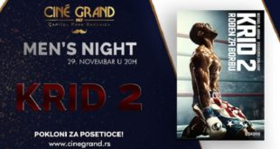 Cine Grand: Men's Night