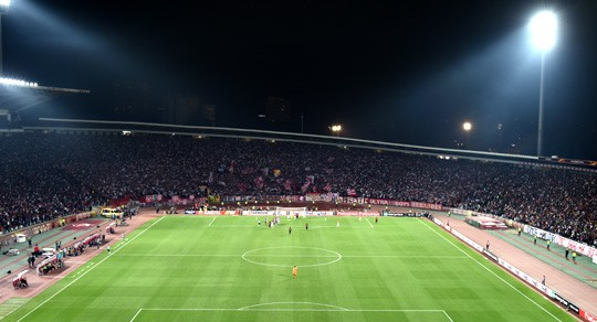 Liga šampiona: Crvena zvezda - Liverpul (foto: FK CZ)