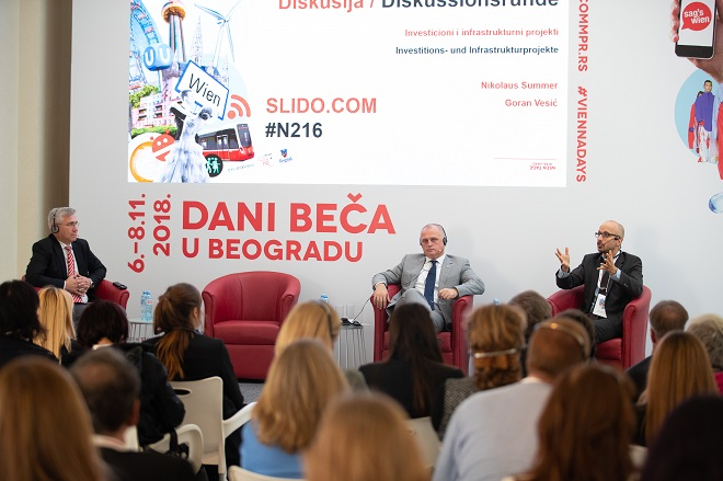 Dani Beča u Beogradu (foto: EurocommPR / Z. Mirčetić)