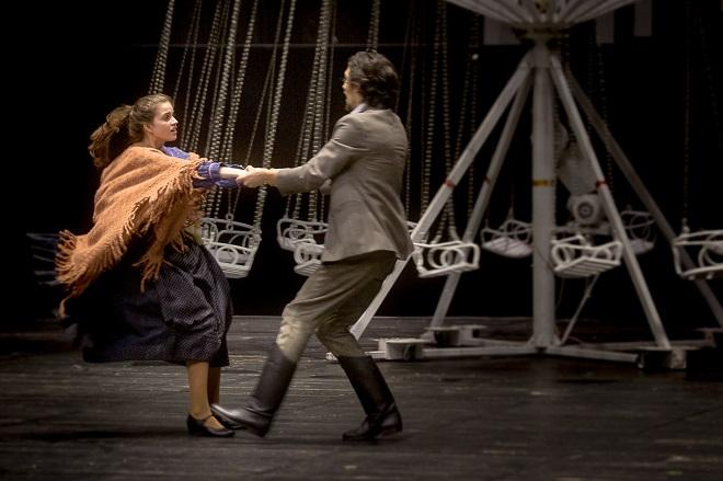 Mađarsko narodno pozorište - Vrteška