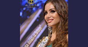 Izbor za Miss turizma Srbije 2018/19: Prošlogodišnja Miss - Sara Miletić