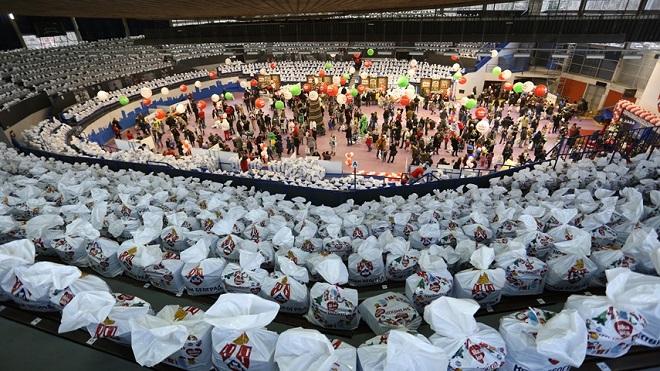 GO Novi Beograd: Besplatni novogodišnji paketići za decu