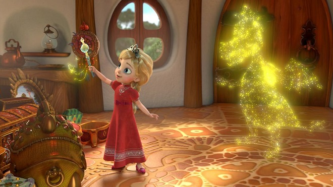 Novi filmovi: Princeza i zmaj