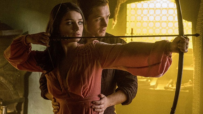 Novi filmovi: Robin Hud - Početak
