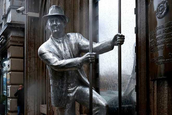 Spomenik Karlu Maldenu u Beogradu (foto: beograd.rs)