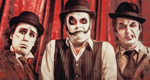The Tiger Lillies (foto: Lukas Hueller)