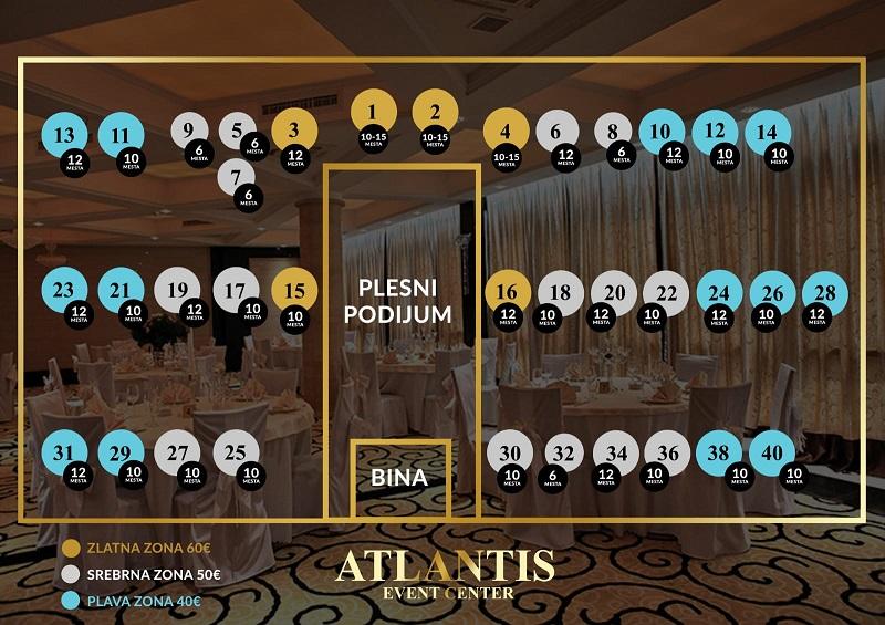 Atlantis Event Centar