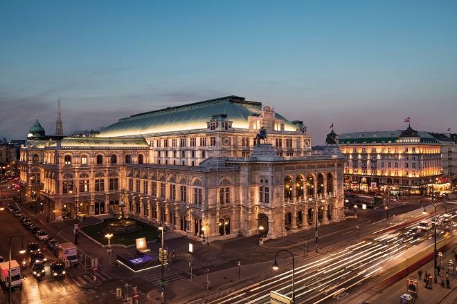 Bečka opera (foto: WienTourismus/Christian Stemper)