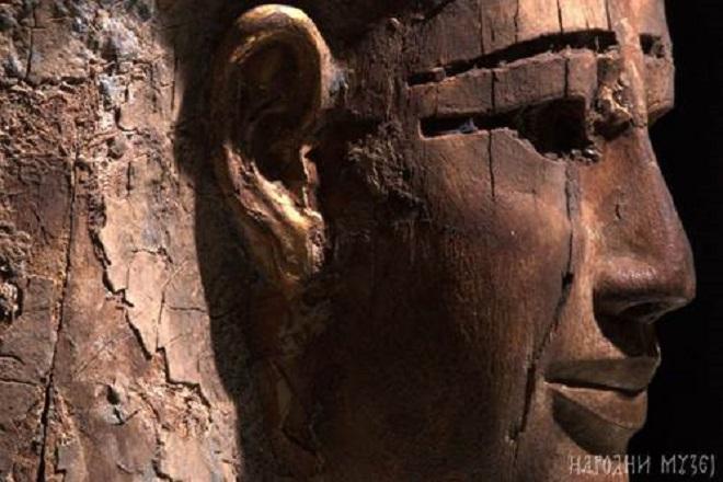 Beogradska mumija pred Beograđanima