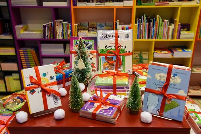 Kreativni centar: Knjigopaketići - idealni novogodišnji pokloni!