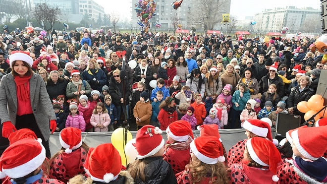 Novobeogradska Ulica otvorenog srca